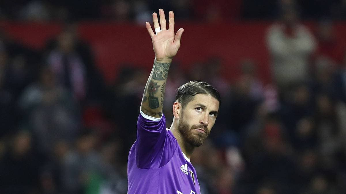 """Zidane: """"Sergio Ramos ha hecho un partido enorme, con personalidad"""""""