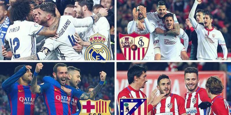 La carrera por el título de Liga: al Real Madrid le sonríe el calendario