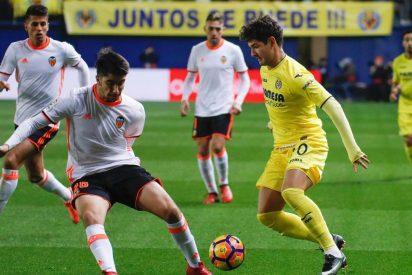 El Valencia sonríe en Villarreal y el Lega saca petróleo de Vitoria