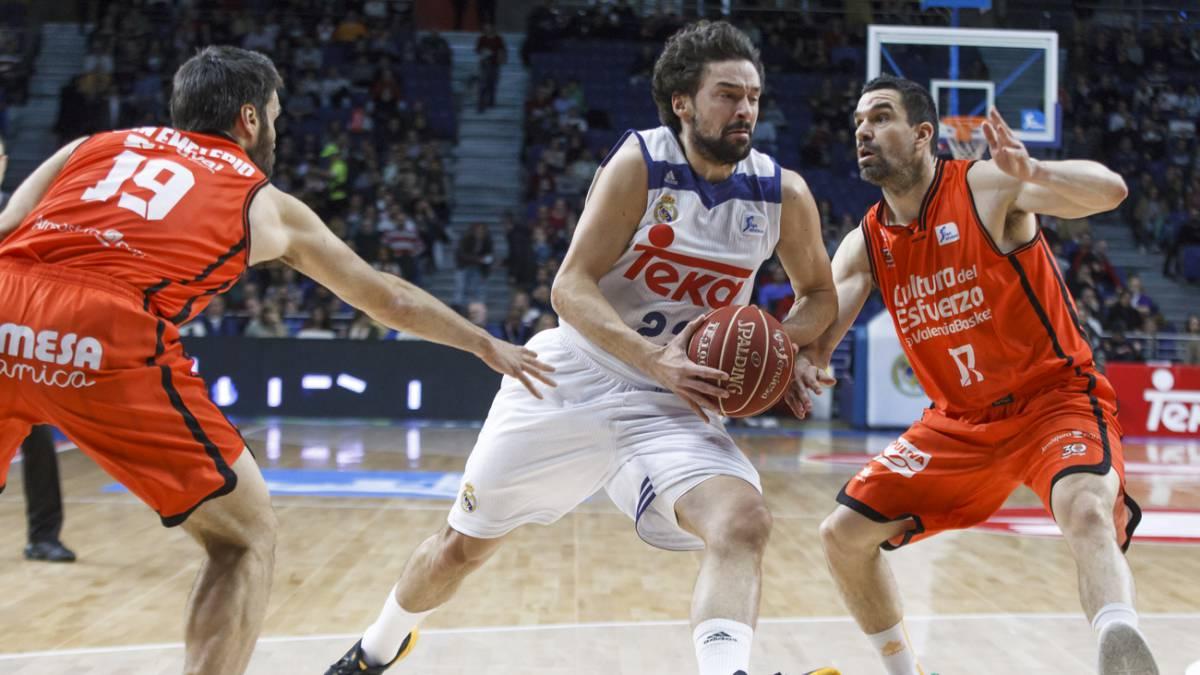 Llull, Rudy y compañía dan lustre al liderato con otro tercer cuarto sideral: Real Madrid 85 - Valencia Basket 71
