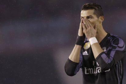 El Madrid igualó dos veces y se despidió de la Copa: Celta de Vigo 2 - Real Madrid 2