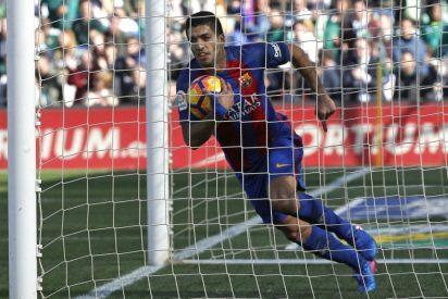 Pichichi: Luis Suárez, con 16 goles, vuelve a destacarse en la tabla de goleadores
