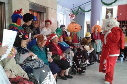 Vivir, convivir y compartir con los mayores