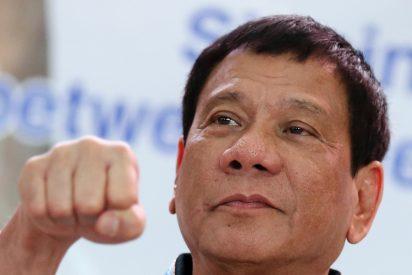 """Duterte llama """"hijos de puta"""" a los obispos de Filipinas"""