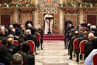 """El Papa pide negociaciones en Siria, que pongan """"para siempre la palabra fin a la guerra"""""""