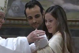 """""""La fe no es recitar el Credo los domingos en misa, la fe es confiar en Dios, confiarse en Dios"""""""