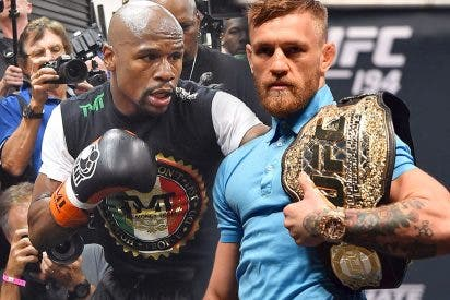 Una pelea entre Floyd Mayweather y Conor McGregor es una muy mala idea