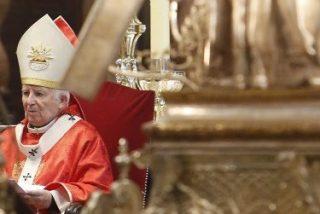 """Cañizares: """"San Vicente mártir nos anima a que acojamos en especial a los pobres que están sin techo estos días"""""""