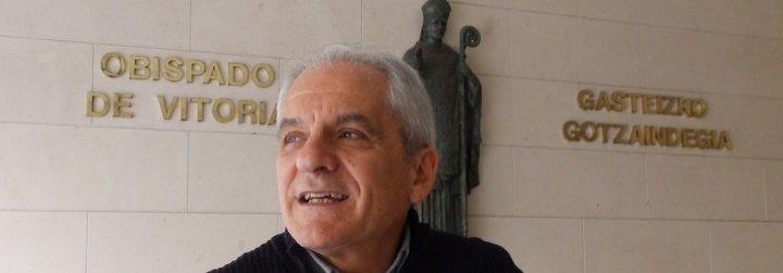 """Carlos García Llata: """"En estos momentos, en Vitoria se necesita mucho un animador"""""""