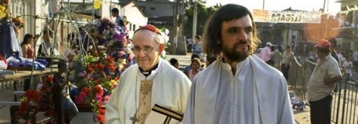 """Pepe Di Paola: """"El Papa es una persona muy espiritual, muy sólida en lo que piensa"""""""