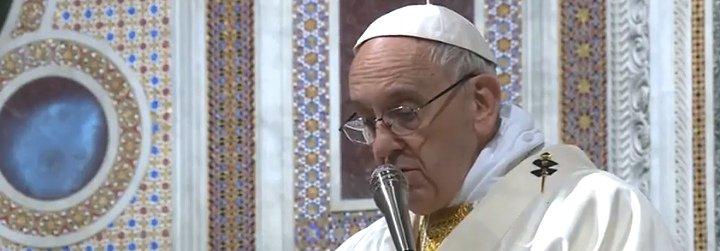 """Francisco, a los dominicos: """"Continúen haciendo gustar la sana doctrina y el gusto del Evangelio"""""""