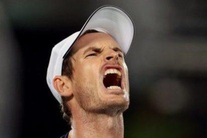 ¡Sorpresón en Open de Australia!: Andy Murray, eliminado en octavos por Mischa Zverev