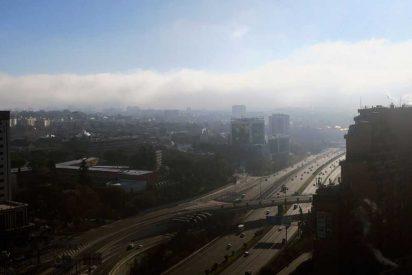 Madrid vuelve a elevar la alerta por contaminación