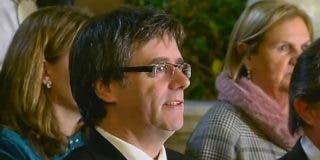 Puigdemont, pillado mintiendo sobre el boicot del Parlamento europeo a su acto