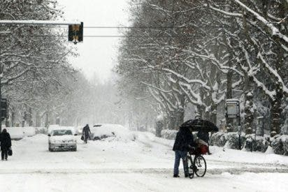 El frío polar que sufre Europa cuesta la vida a centenares de personas