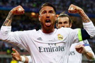 Sergio Ramos a falta de Cristiano Ronaldo: Real Madrid 2 - Málaga 1