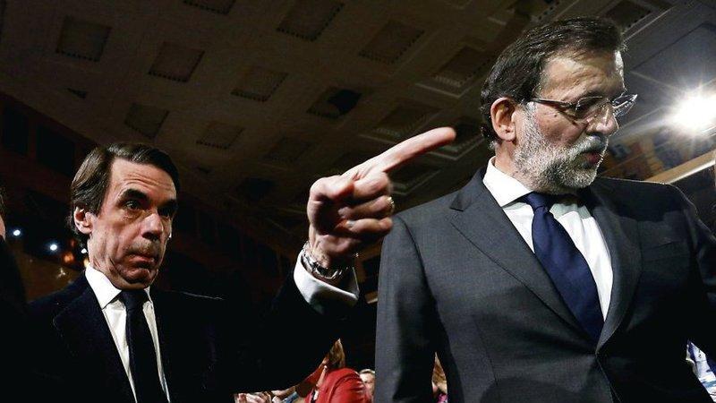 Según Pedrojota, si Aznar montase un partido, le quitaría al PP de Rajoy 51 diputados