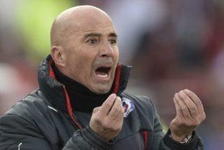 """Jorge Sampaoli: """"El Real Madrid nos ha hecho vivir momentos que no habíamos vivido hasta ahora"""""""
