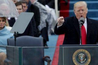 La furia y el proteccionismo, protagonistas en el primer discurso de Donald Trump como presidente de Estados Unidos