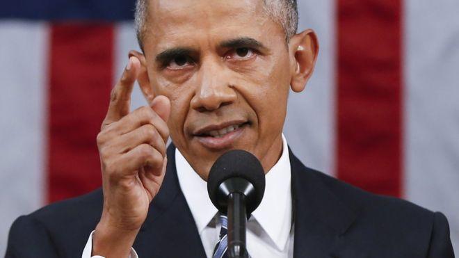 """Barack Obama saca la cara por los musulmanes: """"Los valores estadounidenses están en peligro"""""""