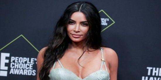 La lista de hombres con los que se ha acostado Kim Kardashian demuestra que los prefiere negros y musculosos