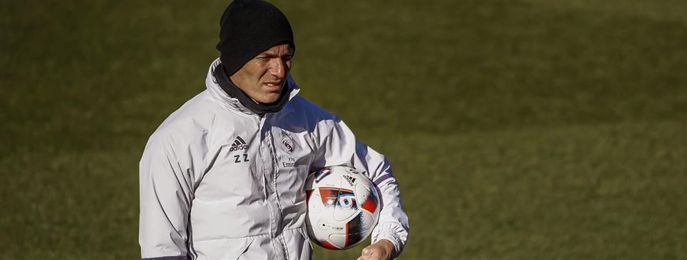 Acusan a un jugador del Real Madrid de borrarse del mapa