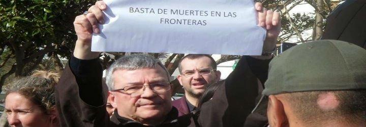 El arzobispo de Tánger denuncia dos muertos y un herido grave tras el último salto a la valla de Ceuta