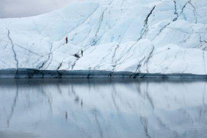 El fotógrafo Mark Meyer nos muestra los impresionantes glaciares de Alaska