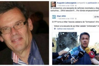 La tétrica amenaza de muerte a García-Albiol a través de Facebook