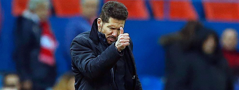 ¡Anuncian la salida del Cholo Simeone del Atlético! (y sus planes de futuro)