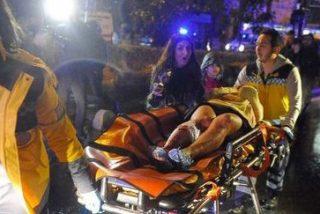El 'Santa Claus' yihadista que asesinó anoche a 40 personas en una discoteca en Estambul sigue huido