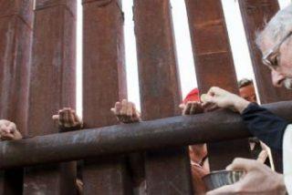 Los obispos de México y Estados Unidos, unidos contra la construcción del muro en la frontera
