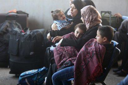 Los cristianos coptos egipcios celebran su Navidad bajo extrema vigilancia