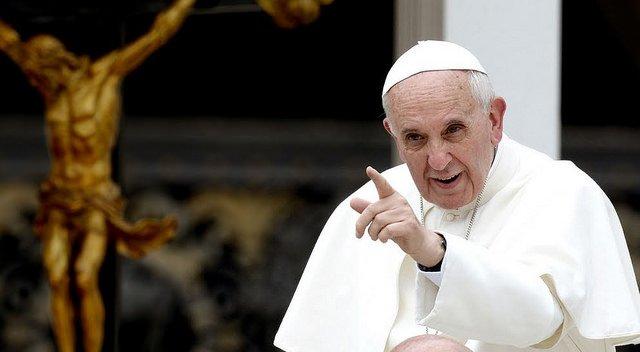 """El Papa Francisco: """"No veo la TV; Dios me lo pidió e hice esa promesa"""""""