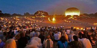 Auroville, un lugar del mundo en el que no necesitas dinero para vivir