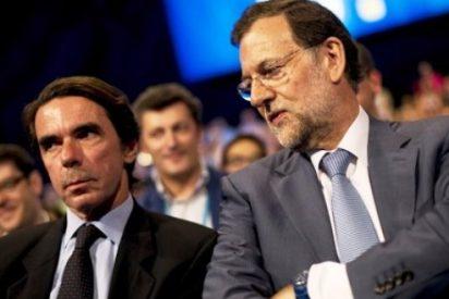Rajoy vuelve a tropezar con la pesada herencia de Aznar