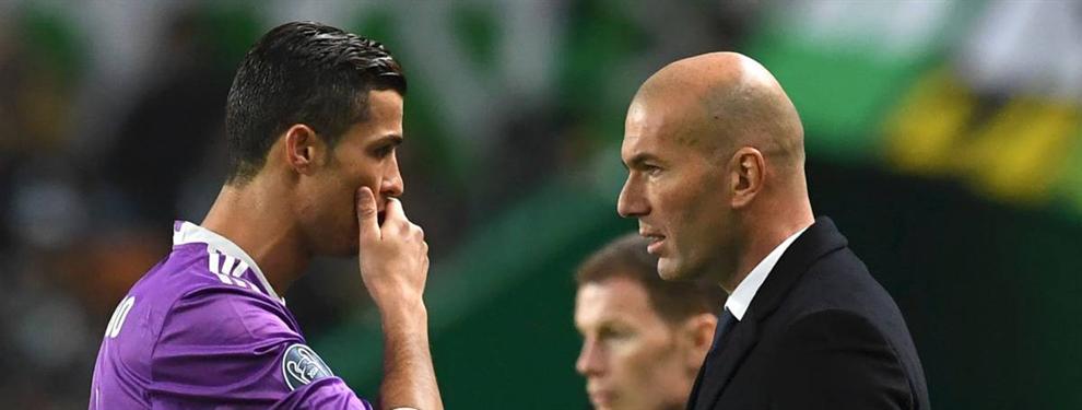 Bale pide la cabeza de Cristiano Ronaldo (y Zidane la lía con una filtración)