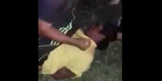 El escalofriante asesinato de un narco mexicano al que cosen a puñaladas