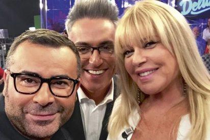 """Jorge Javier Vázquez: """"El testimonio de Bárbara Rey se ha devaluado, igual que el de Pantoja"""""""