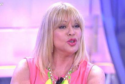 Bárbara Rey manda un comunicado incendiario y en 'Sálvame' se cabrean