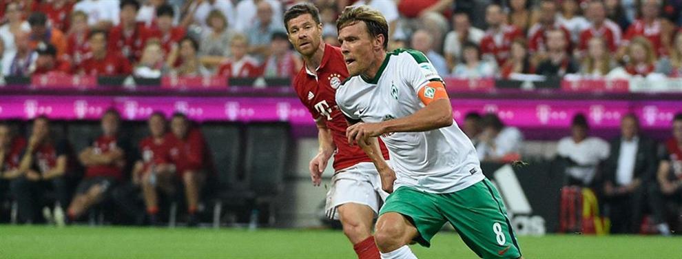 Bayern Munich visitará a Werder Bremen con el afán de mantenerse en la cima