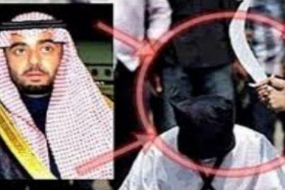 Arabia Saudia: El vídeo prohibido de la ejecución pública a espada del joven príncipe