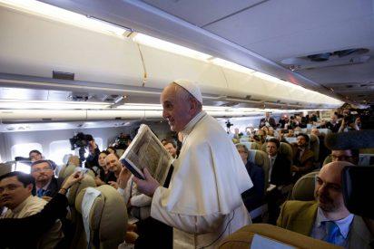 """El Papa pide a los comunicadores buscar """"un estilo comunicativo abierto y creativo"""""""