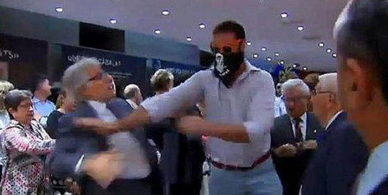 La Policía considera muy grave la presencia del 'mosso espía' en Madrid