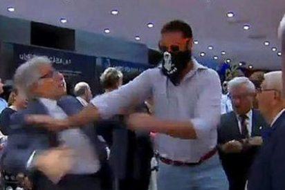 """La Policía sorprende en Madrid a un mosso en Madrid """"en labores de espionaje"""""""