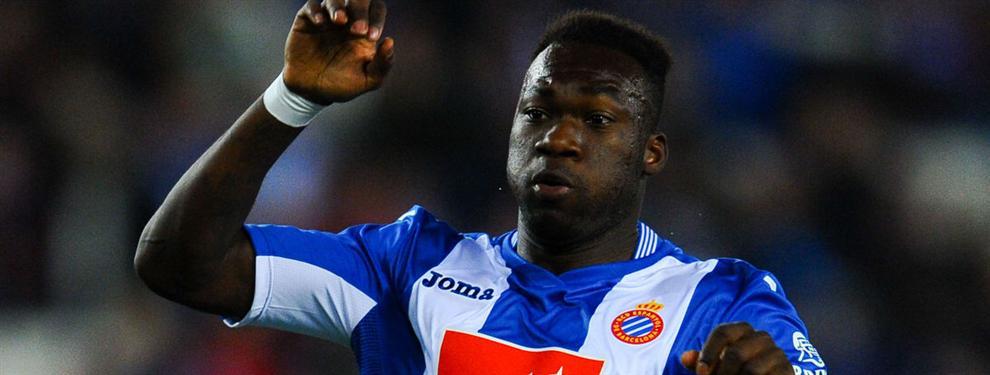 ¡Bomba! El Espanyol usa a Caicedo como chivo expiatorio para traer un crack