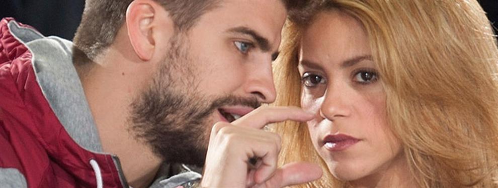¡Bombazo! Shakira quiere sacar a Gerard Piqué del Barça