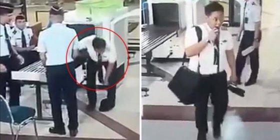 [VÍDEO] La borrachera de altura del piloto que se sube al avión con 154 pasajeros a bordo