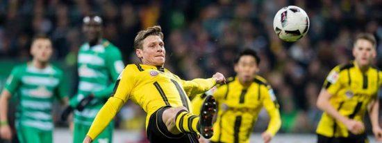 Borussia Dortmund sale por el triunfo ante Mainz 05