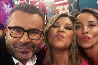 Audiencias Mediaset: A Jorge Javier Vázquez le moja la oreja ya hasta la gritona de María Patiño